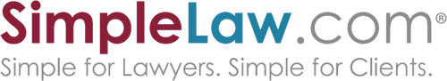 SimpleLaw Logo Transparent Background