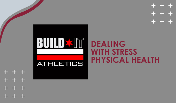 reduce stress with physical health
