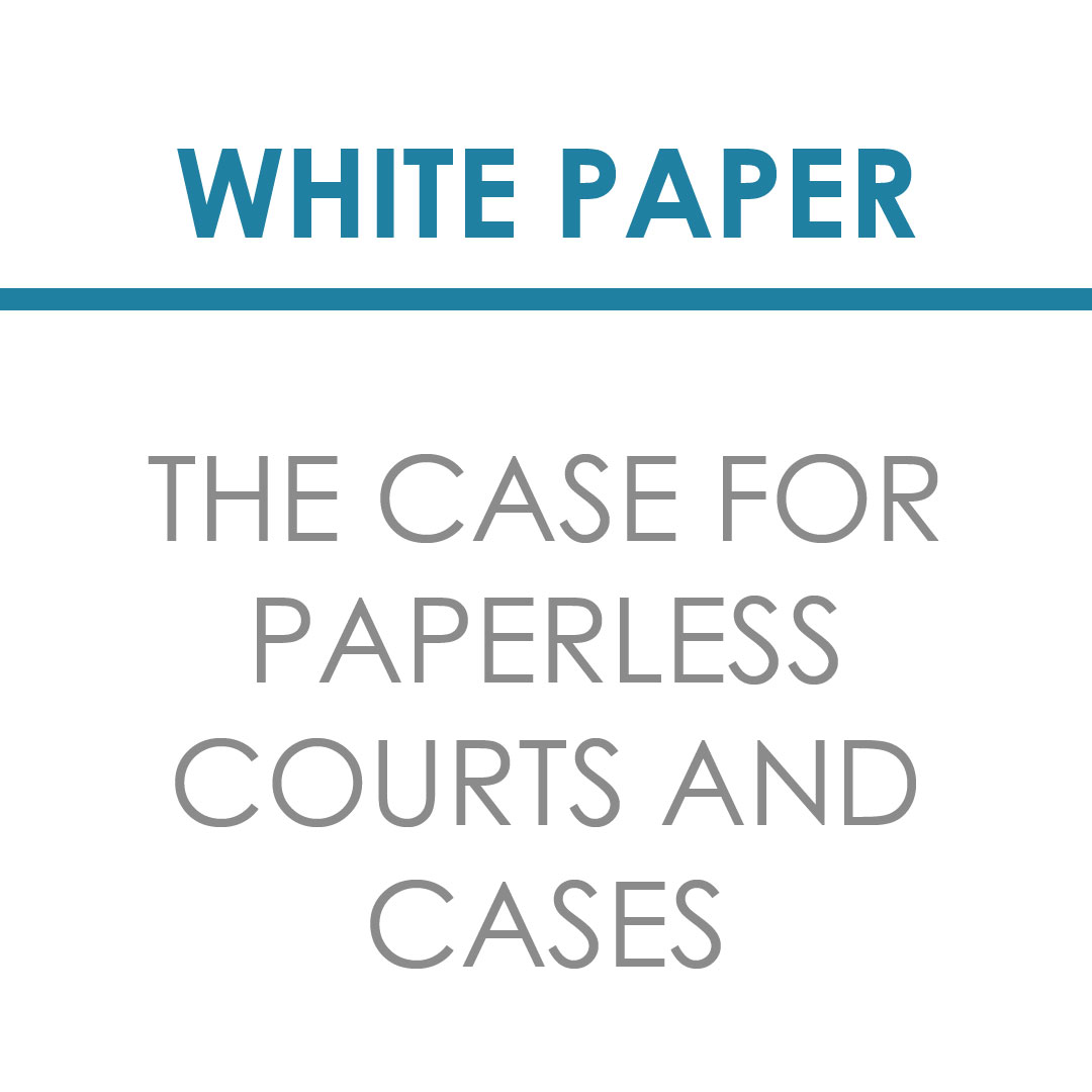 SimpleLaw Case for Paperless Courts and Cases Title