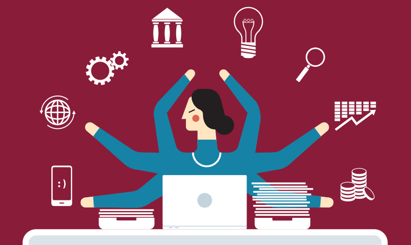 woman-at-desk-juggling-projects