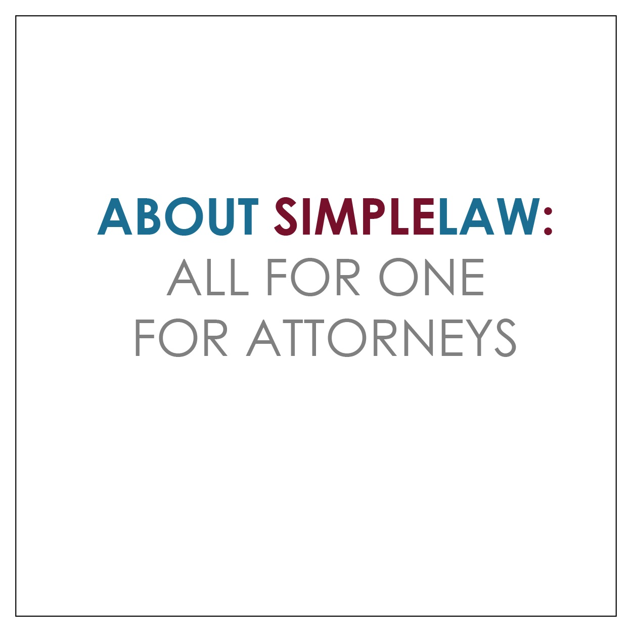All-For-One-For-Attorneys-Title