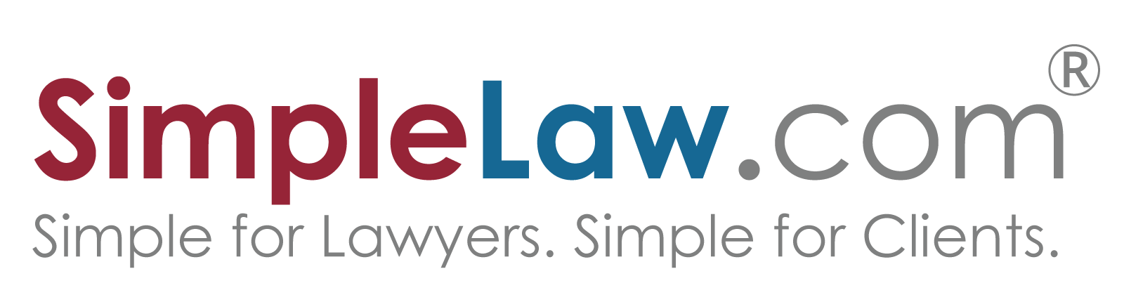 SimpleLaw Case and Practice Management Software